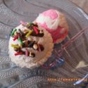 アイスクリームのトッピングにウキウキ♪~がくぶんスイーツデコ製作講座レポ【5】~
