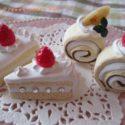 ロールケーキとイチゴのショートケーキ作りが楽しい♪~がくぶんスイーツデコ製作講座レポ【14】~